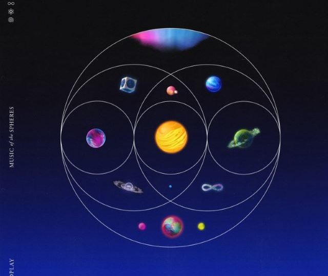 Coldplay – Music Of The Spheres (Album)