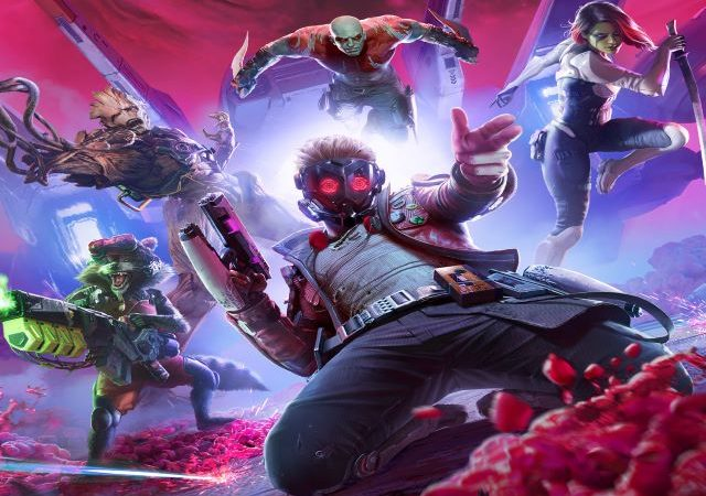 MARVEL'S GUARDIANS OF THE GALAXY (Video Game)